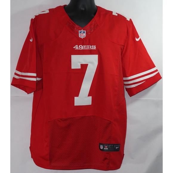 4366d416 Nike San Francisco 49ers Colin Kaepernick Jersey